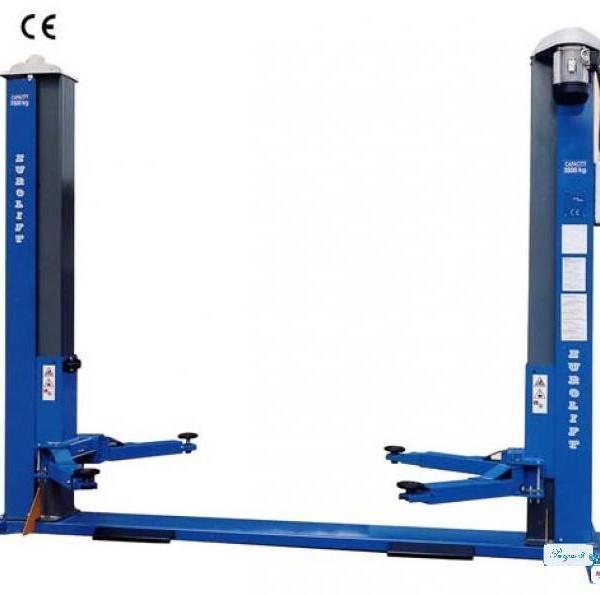 Ponte sollevatore a due colonne zavagli z51 3s nuovo for Ponte a colonna usato