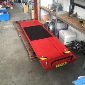 Ponti sollevatori attrezzatura usata officine for Ponte auto per officina usato